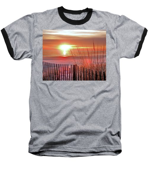 Morning Sandfire Baseball T-Shirt