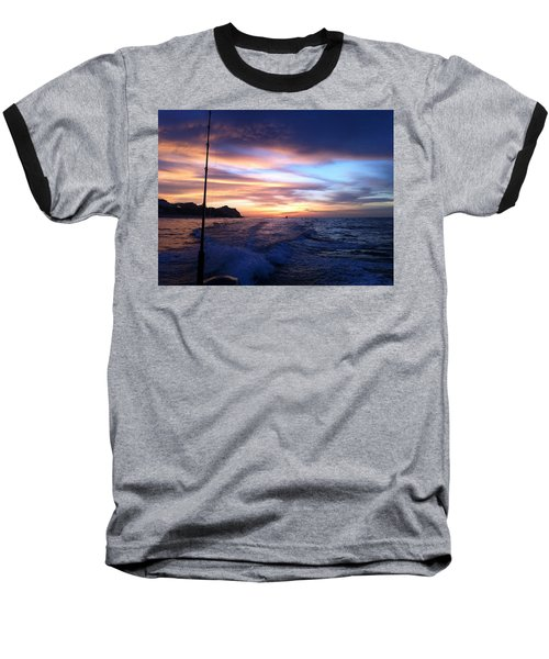 Morning Skies Baseball T-Shirt