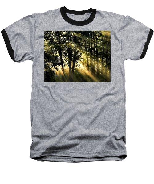 Morning Warmth Baseball T-Shirt