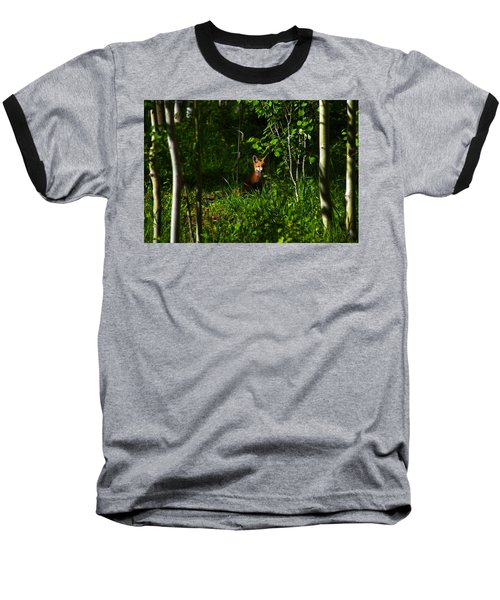 Morning Watch Baseball T-Shirt