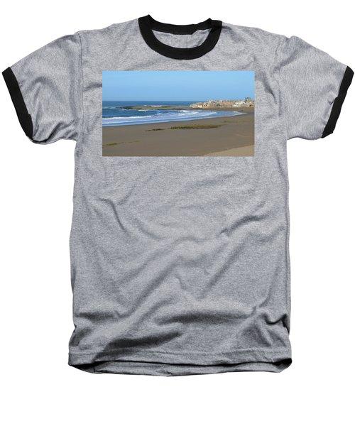 Moroccan Fishing Village Baseball T-Shirt