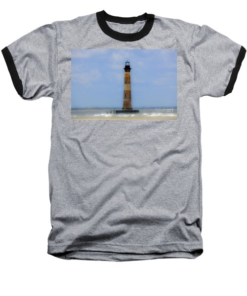Baseball T-Shirt featuring the photograph Sand Sea And Whimsey by Dale Powell