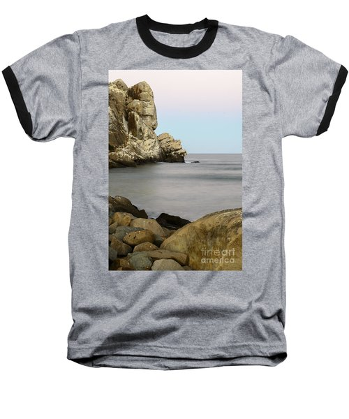 Morro Bay Morning 2 Baseball T-Shirt