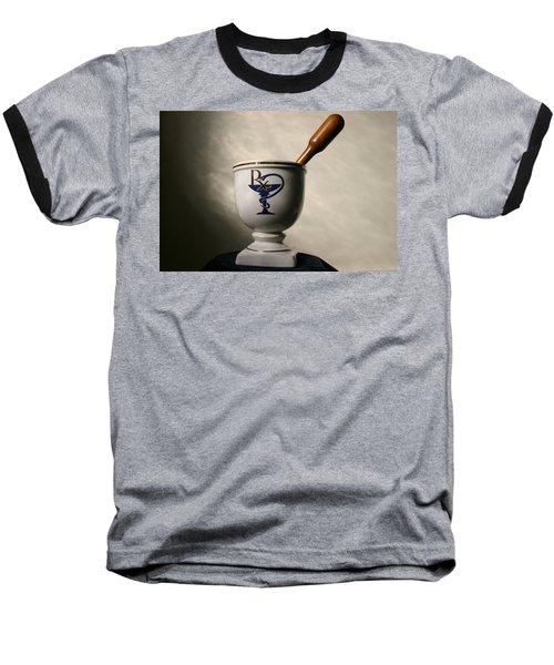 Mortar And Pestle Two Baseball T-Shirt
