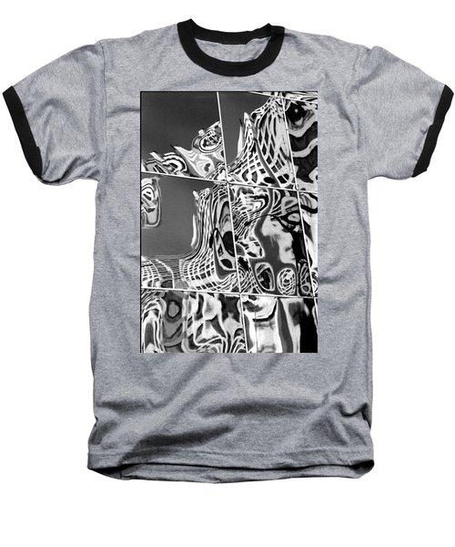 Mosaic Baseball T-Shirt