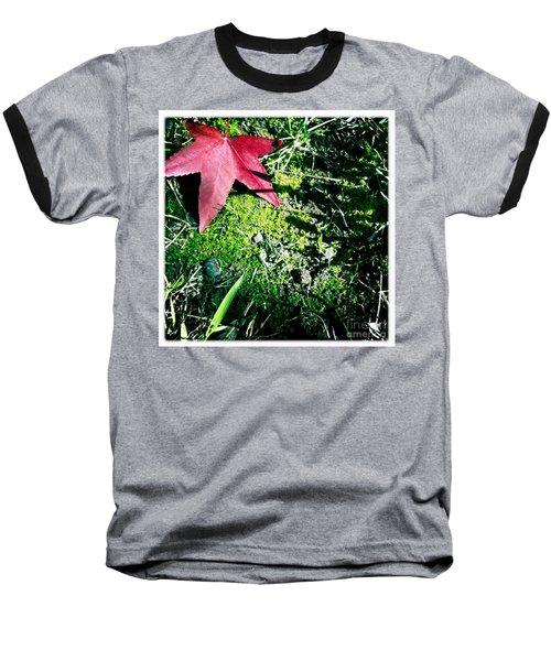 Moss Baseball T-Shirt