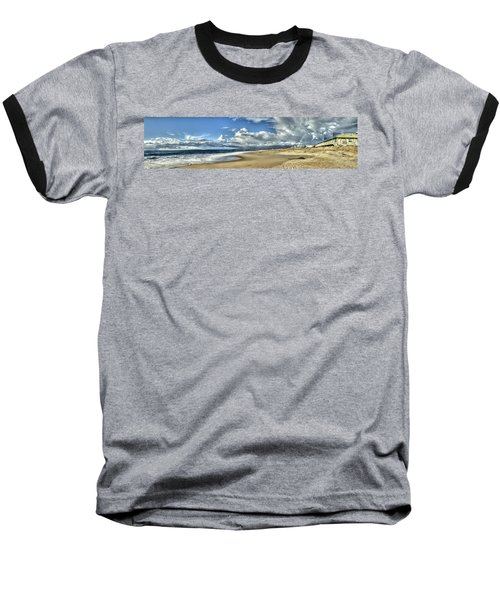 Moss Landing After The Rain 2 Baseball T-Shirt