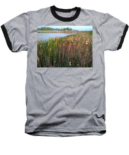 Moss Landing Washington North Carolina Baseball T-Shirt