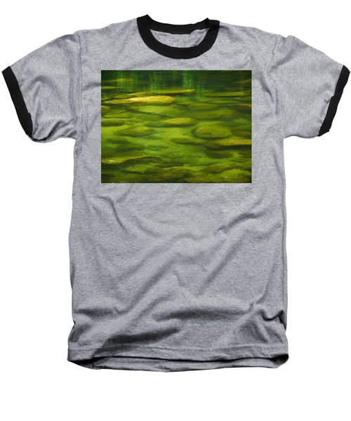 Mossman Baseball T-Shirt by Evelyn Tambour