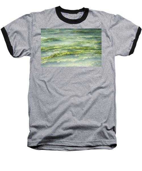 Mossy Tranquility Baseball T-Shirt