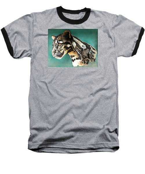 Most Elegant Leopard Baseball T-Shirt