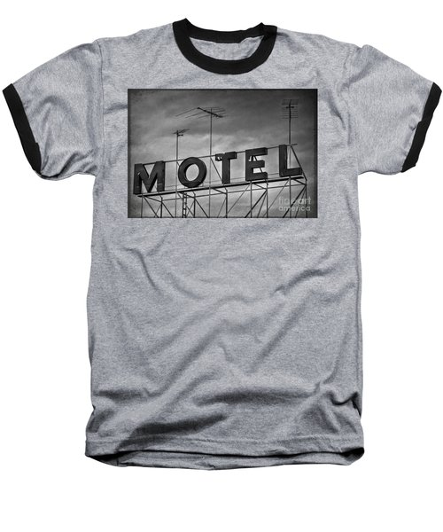 Motel Baseball T-Shirt