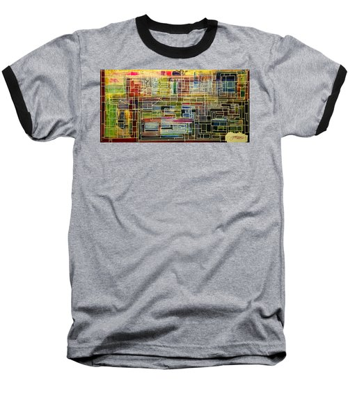 Mother Board Baseball T-Shirt