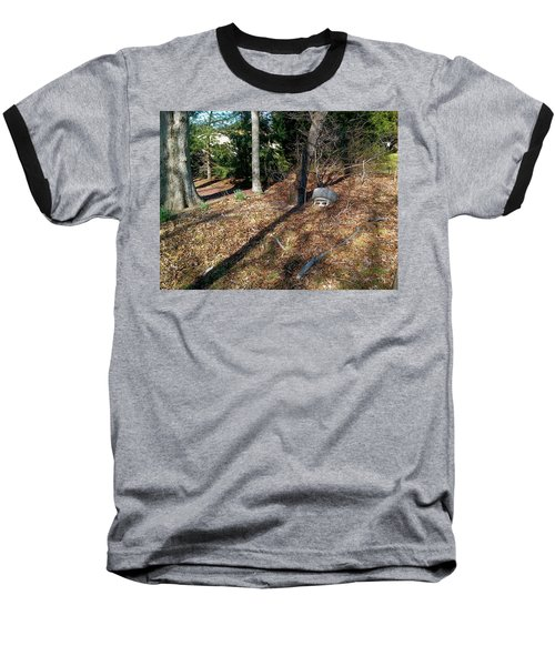 Baseball T-Shirt featuring the photograph Mother Nature by Amazing Photographs AKA Christian Wilson