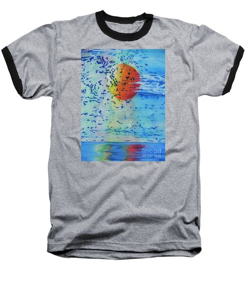 Mother Nature At Her Best  Baseball T-Shirt