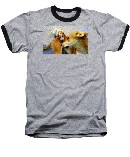 Mother's Affection Baseball T-Shirt
