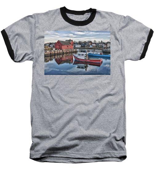 Motif 1 Sky Reflections Baseball T-Shirt