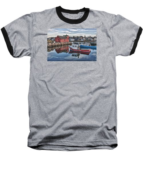 Motif 1 Sky Reflections Baseball T-Shirt