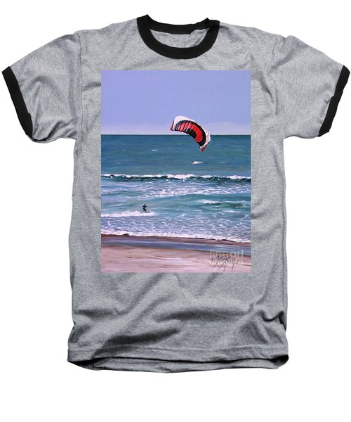 Mount Maunganui 160308 Baseball T-Shirt
