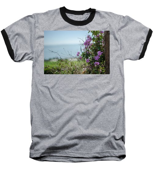 Mount Of Beatitudes Baseball T-Shirt