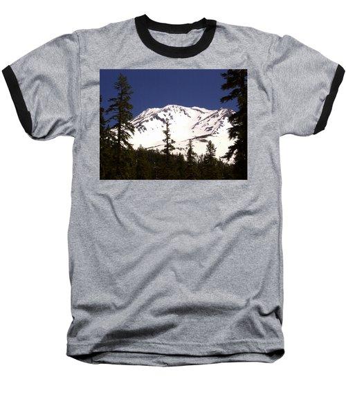 Mount Shasta Baseball T-Shirt