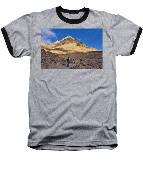 Mount Sinai Baseball T-Shirt
