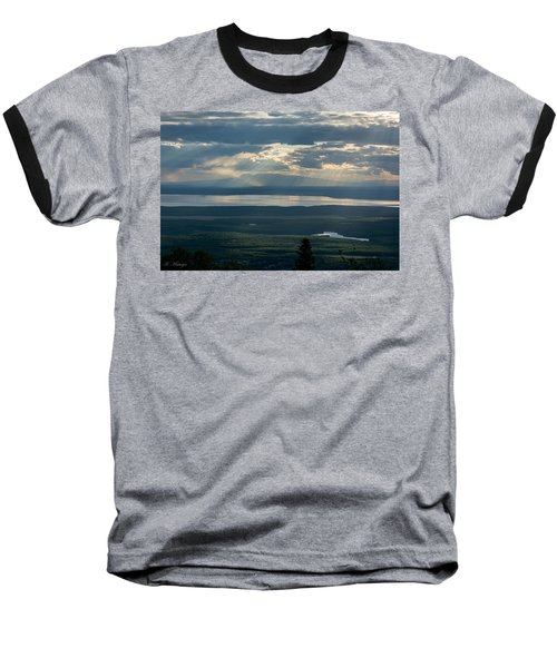 Mount Susitna Baseball T-Shirt
