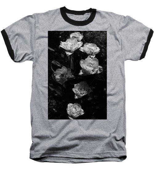 Mount Tacoma Tulips Baseball T-Shirt