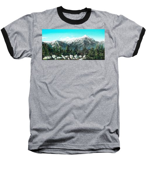 Mount Washington Baseball T-Shirt