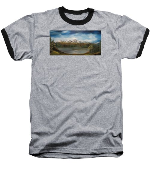 Mountain Lake Baseball T-Shirt