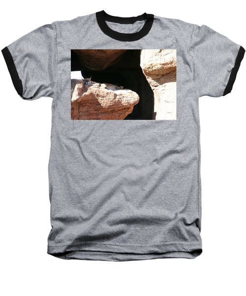 Baseball T-Shirt featuring the photograph Mountain Lion by David S Reynolds