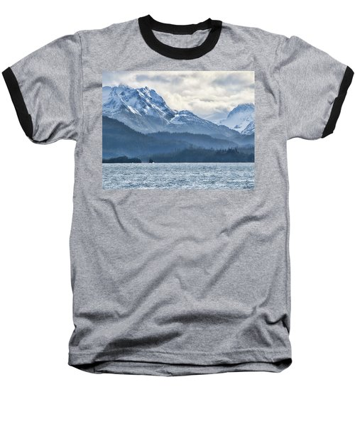 Mountain Mist Baseball T-Shirt