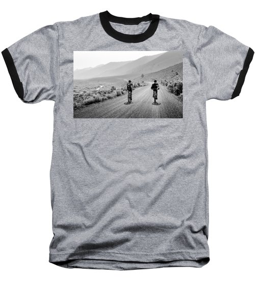 Mountain Riders Baseball T-Shirt