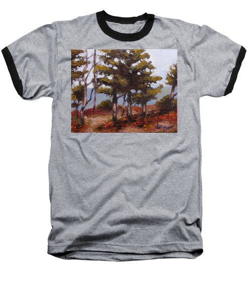 Mountain Top Pines Baseball T-Shirt
