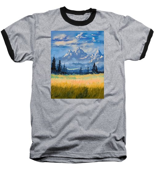 Mountain Valley Baseball T-Shirt