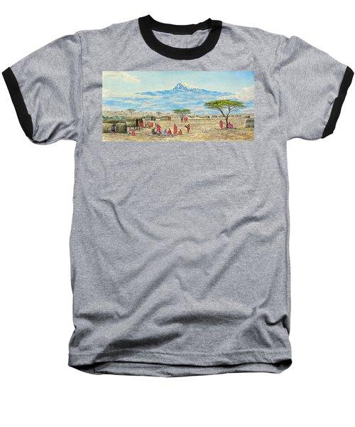 Mountain Village Baseball T-Shirt
