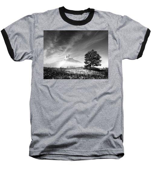 Mountain Zir Baseball T-Shirt