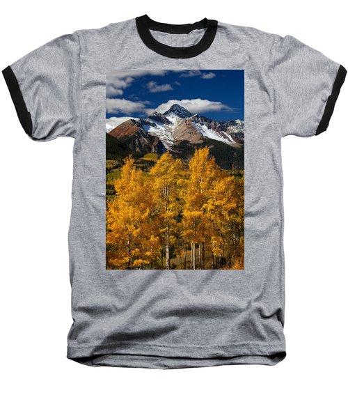 Mountainous Wonders Baseball T-Shirt