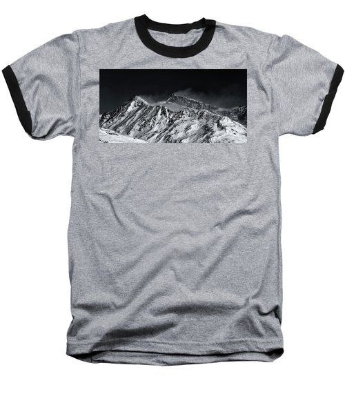 Mountainscape N. 5 Baseball T-Shirt