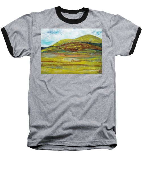 Mountains  Baseball T-Shirt