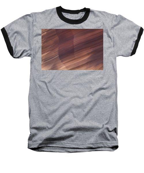 Moving Through Light Baseball T-Shirt