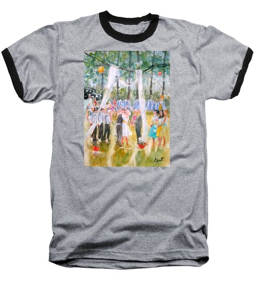 Mr. And Mrs. Matt Parker Baseball T-Shirt