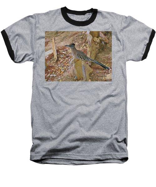 Mr. Beep Beep Baseball T-Shirt