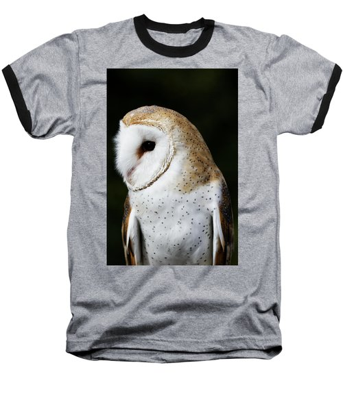 Mr Owl  Baseball T-Shirt