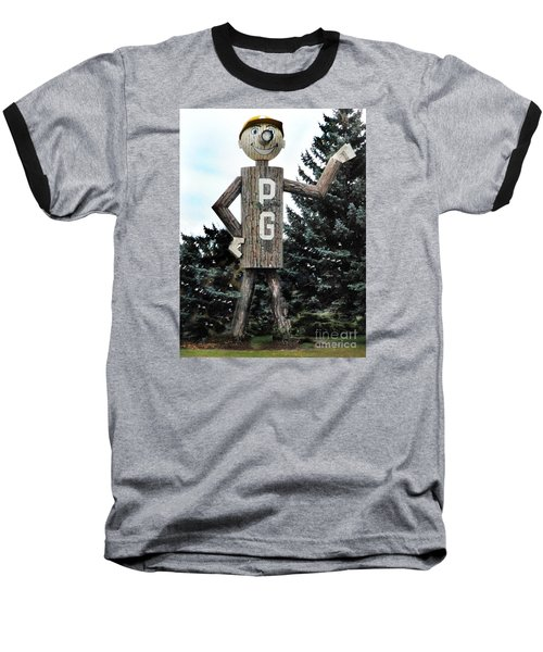Mr. Pg Baseball T-Shirt