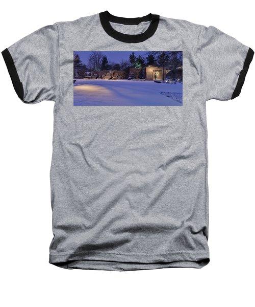 Mrs. Roosevelt Baseball T-Shirt