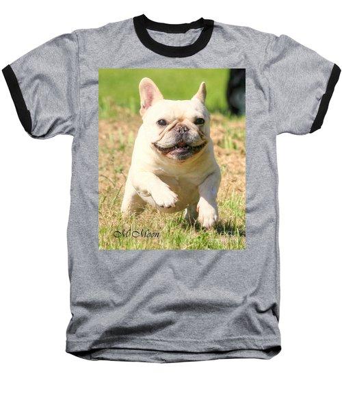 Ms. Quiggly's Olympic Run Baseball T-Shirt