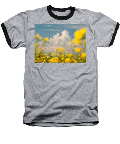 Mt Cloud Baseball T-Shirt