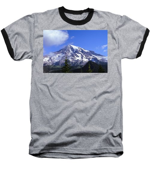 Mt. Rainier Baseball T-Shirt