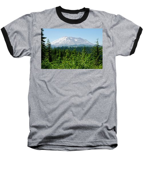 Mt. St. Hellens Baseball T-Shirt